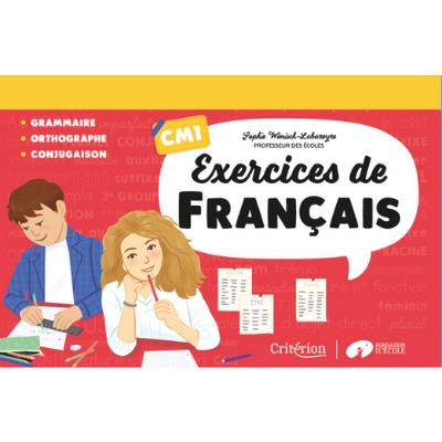 Exercices De Francais Cm1